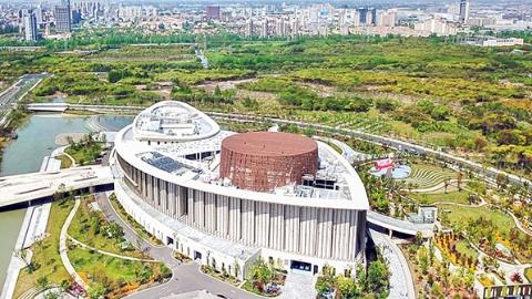 """奉贤新城""""十四五""""规划建设行动方案发布:将打造""""四城一都"""""""