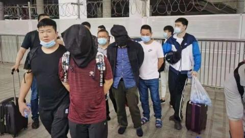 黄浦警方连续侦破2起巨额投资理财诈骗案