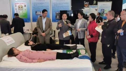 """""""动感床芯""""亮相国际创新展览会 专利产品获得两枚金牌"""