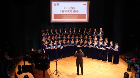 复旦大学以音乐会演绎百年回响