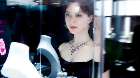 老凤祥乐动体育首饰博览会开幕 创新珠宝展现国潮魅力
