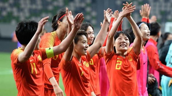 """中国女足被分入""""死亡之组""""?不一定!铿锵玫瑰的奥运之旅希望也不小"""