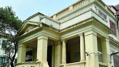 为一个人 逛一座城   潘宗周的宝礼堂曾是藏书界宝库