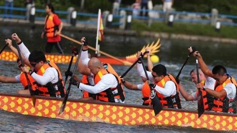 来了!乐动体育苏州河城市龙舟邀请赛选拔赛开启报名