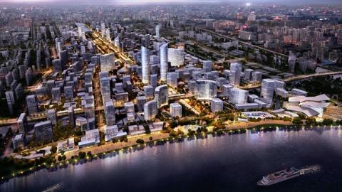 吴淞创新城开展国际方案征集工作 6月底将形成设计成果