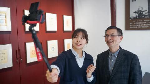 100年前,上海这栋石库门里,谈话仅限15分钟 | vlog红馆新发现①