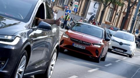 把法国踢下亚军宝座,英国成为欧洲第二大电动汽车市场