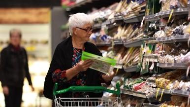 """意大利超市商品被指""""减量不减价"""""""