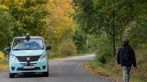 自动驾驶汽车能上高速?英国今年将为自动驾驶立法