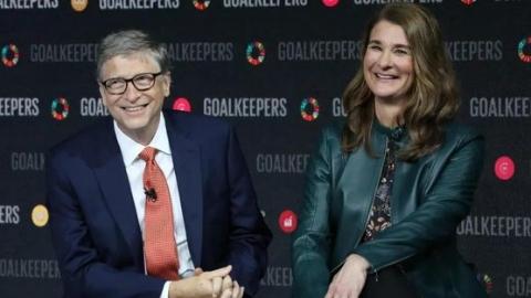 """比尔?盖茨离个婚,""""为难""""的不只1305亿美元,还有爱情"""