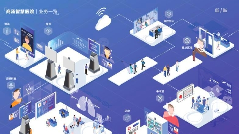 未来就诊会有多方便?记者探访AI企业感受无处不在的技术赋能