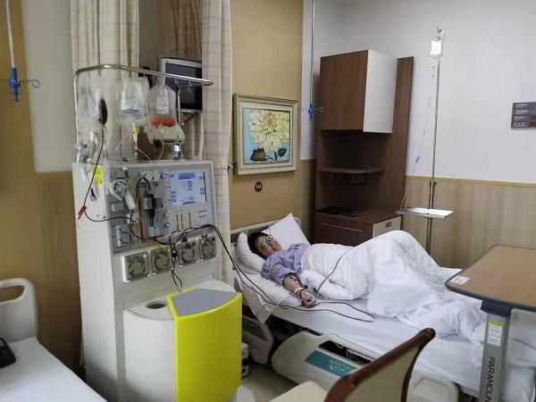 骨髓造血干细胞捐献:大爱传递温暖 人道点亮希望