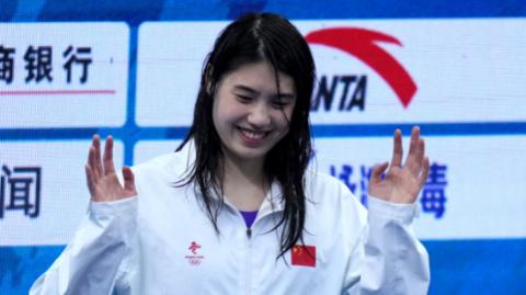 孙杨之后有张雨霏,东京奥运会中国队冲金势头强劲