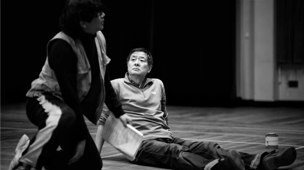 濮存昕首当导演:我是来找散文的,没有想到遇到诗