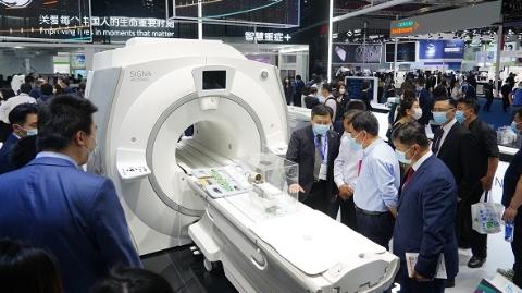"""主打""""中国智造"""" """"科技之境""""带你感受未来医疗新理念"""
