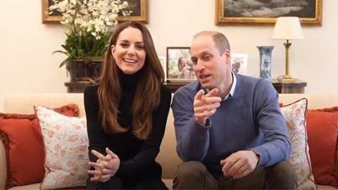 """环球聚焦 威廉凯特跨界当""""网红"""",他们还不是王室最会玩的"""