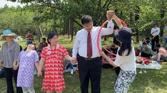 """上海高中生发起""""启星行动"""" 倡议用爱包容""""不一样的伙伴"""""""