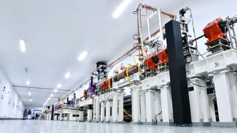 软X射线自由电子激光装置获新突破 预计年内开始用户实验