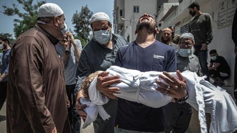 巴以冲突:一场可怕的生死劫