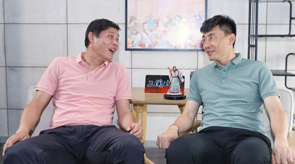 范志毅李玮锋乐动体育聚首!聊起中国足球的未来,两位大哥是真的急了