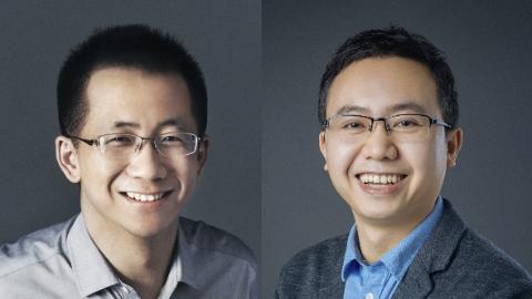 张一鸣宣布卸任字节跳动CEO 联合创始人梁汝波将接任