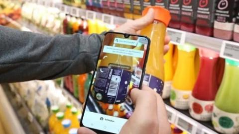 拿了商品就走人,欧洲超市试水全新购物模式
