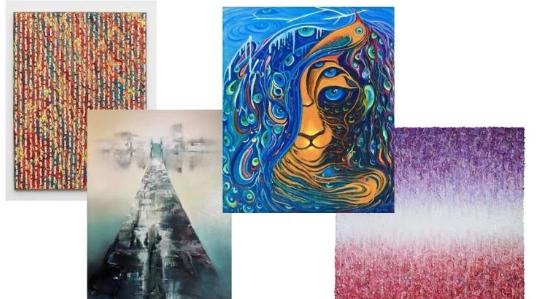 """""""艺术乐动体育""""引入区块链合作伙伴  艺博会布局艺术与科技跨界新形态"""