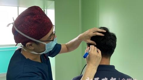 第医线 | 年轻人为何脱发多?明天是爱发日,记者带你看植发手术