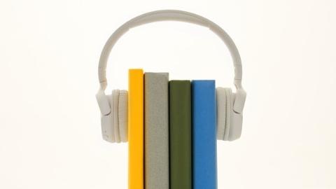 听书,把耳朵叫醒