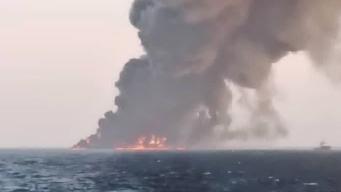 以在戈兰高地对叙开火伊朗海军最大军舰沉没