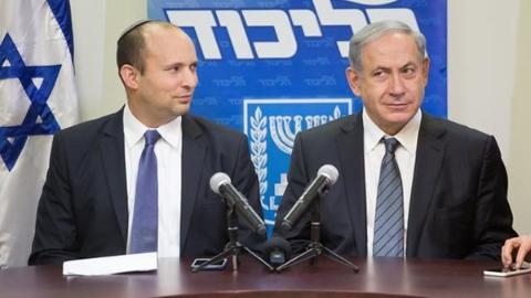 以色列反对派宣布联合组阁成功 内塔尼亚胡执政生涯或将结束