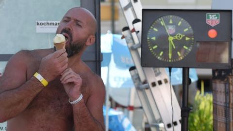 法国人吃冰淇淋打破纪录,费列罗也来分一杯羹