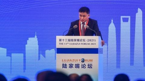 陆家嘴论坛|潘功胜:近期将在上海临港新片区等地开展外汇管理高水平开放试点
