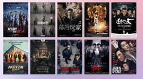 """《中国电影海报数据分析报告》出炉 电影海报里藏着这些""""套路"""""""