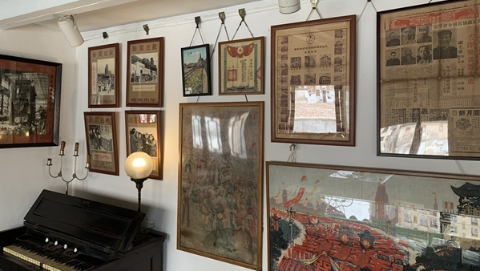 老乐动体育茶馆明起举办《旭日乐动体育——五十年代的乐动体育》展览