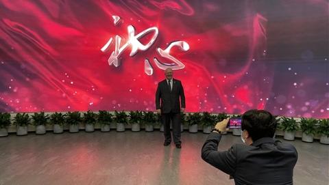 多国驻华使节参观中共一大纪念馆,赞赏中国伟大成就