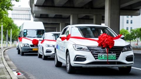 8.2公里智慧车列示范线开通 嘉定新城打造国家智慧交通先导试验区