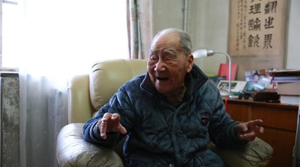 """百岁翻译泰斗许渊冲去世,""""永远的西南联大""""故事戛然而止"""