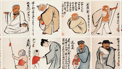"""300岁荣宝斋和10岁龙美术馆携手,""""南张北齐""""大展明年亮相"""