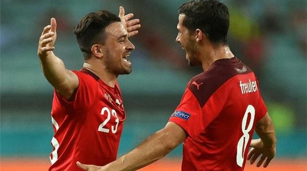 金鸿一瞥丨瑞士队赢生死战,还靠移民国脚