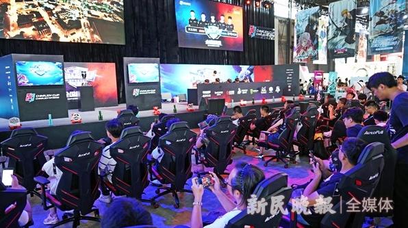 打响上海文化品牌丨去年网游销售超1206亿元!是什么让上海领跑?