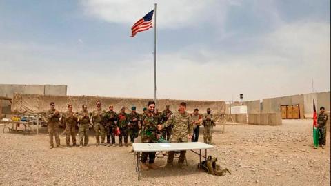 塔利班总攻在即 美军又有新图谋