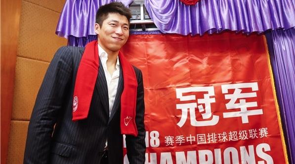 新时代·新市民丨上海男排主教练沈琼:从小到大,始终怀揣一颗冠军之心