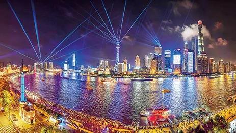 百年上海 不负初心