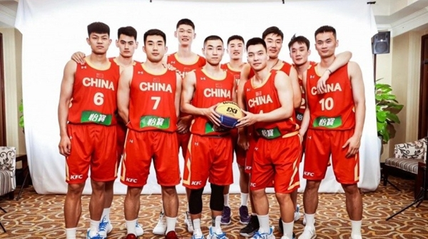 中国篮协惹争议,就因为这份出人意料的奥运名单……