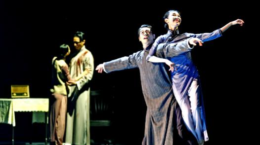 """""""电波""""""""朱鹮""""驻演开启,何谓上海文化软实力?因为一部剧,爱上一座城!"""