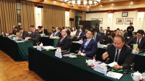 """""""中国—维谢格拉德集团绿色能源合作展望"""" 研讨会在上海社会科学院召开"""