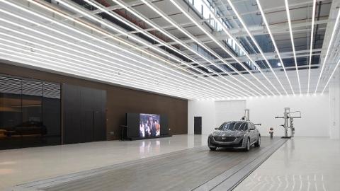 本土创新再提速 通用汽车中国前瞻设计中心焕新启用