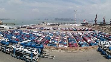 3000台MG驰援欧洲市场 上半年海外销量同比翻番