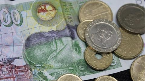 比塞塔退出历史舞台 西班牙民众扎堆兑换欧元